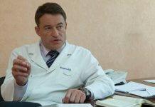 Главный онколог Минздрава России Андрей Каприн