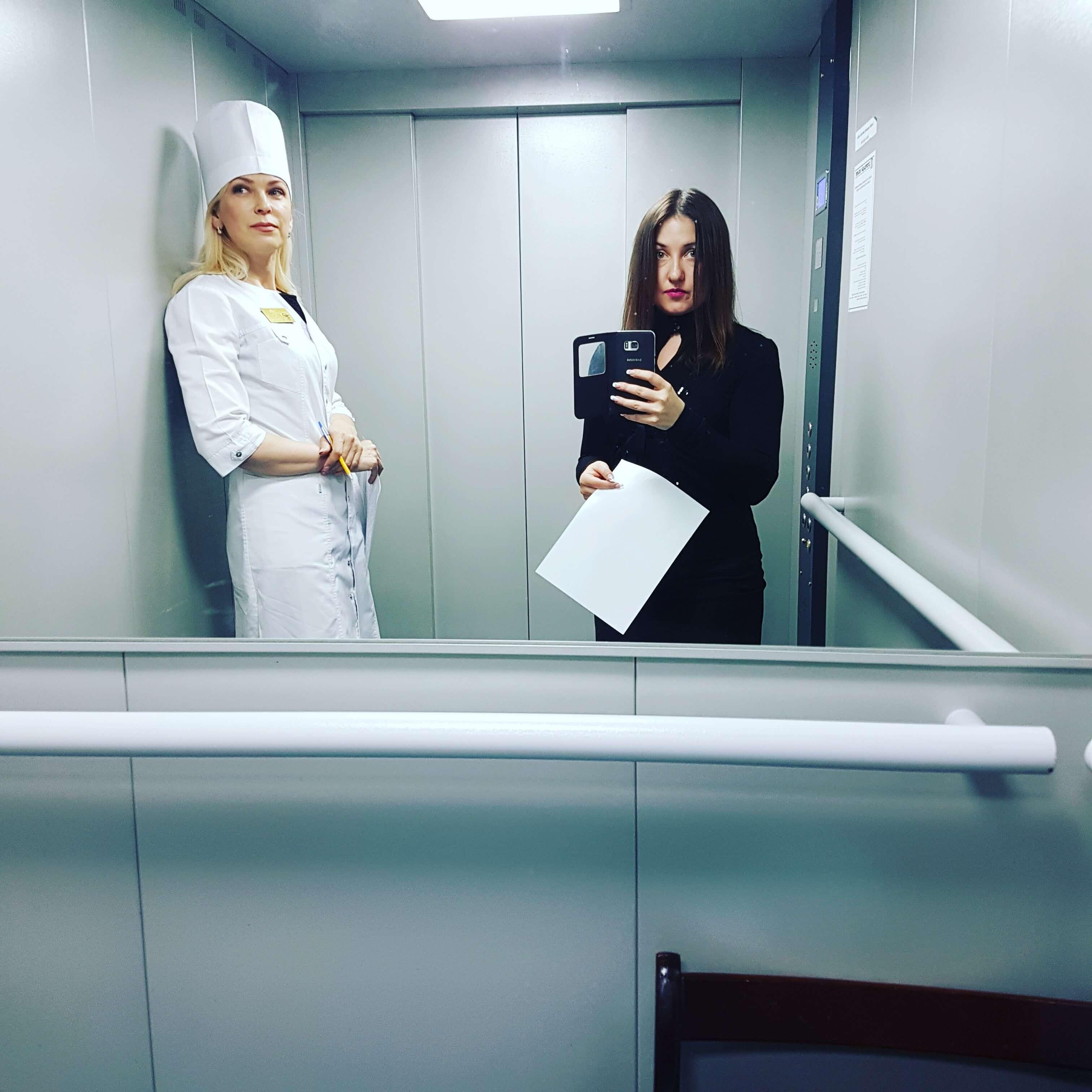 Последняя остановка: санитарка и главврач саратовской городской клинической больницы №6 Светлана Викторовна Жук