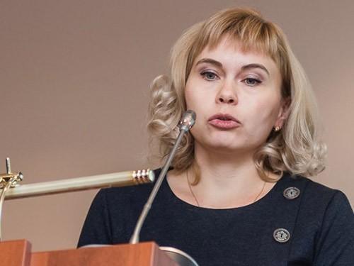 зав. оргметодкабинетом и канцер регистром Ирина Аксенова