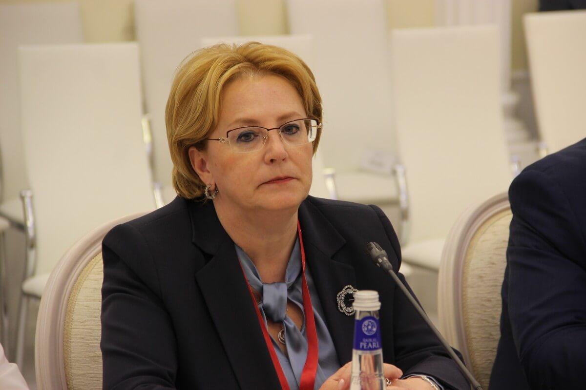 Скворцова заявила о невозможности отмены монетизации лекарственных льгот