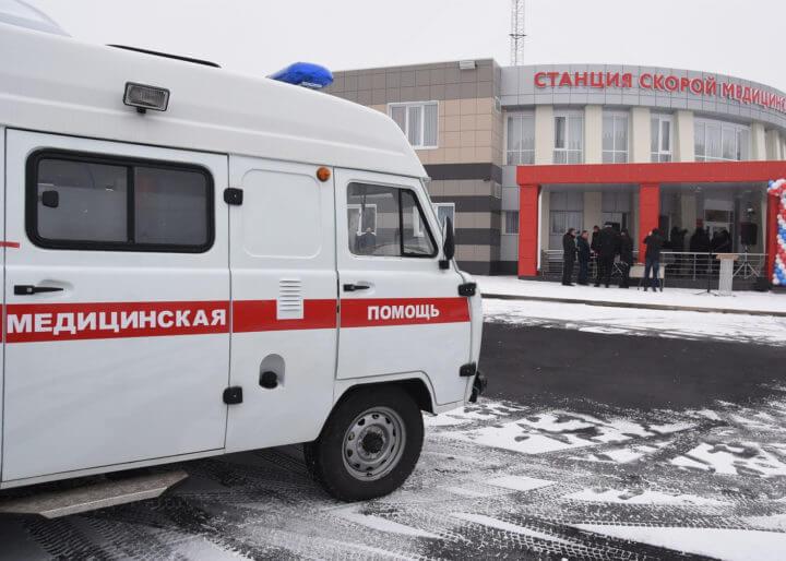 На Ставрополье медики «скорой» вызвали спасателей для погрузки 150-килограммового пациента