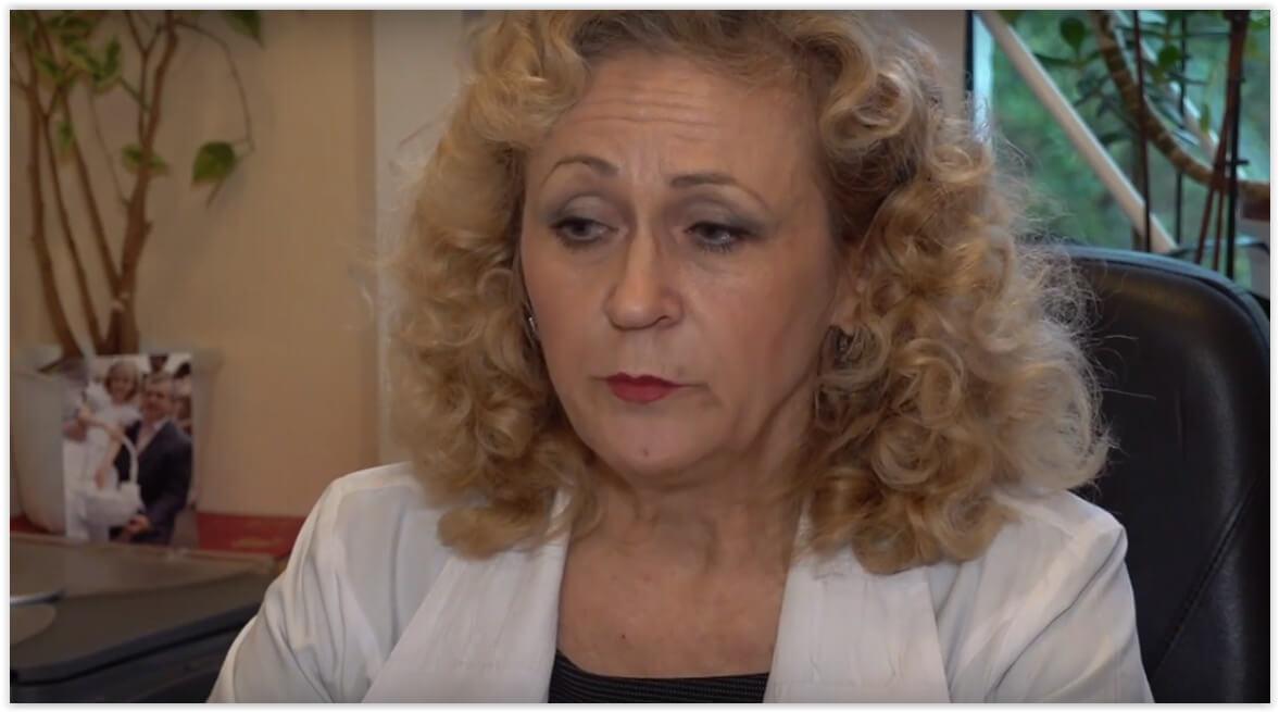 заместитель главного врача больницыЛариса Волощук