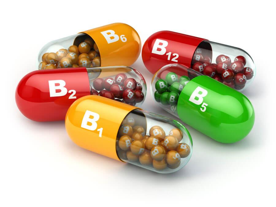 Детские патологии при нехватке витаминов группы B
