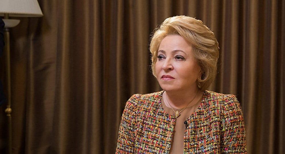 Матвиенко предложила передать регионам полномочия по работе вытрезвителей