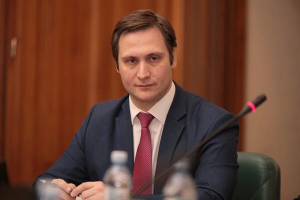 Заместитель министра здравоохранения России Олег Салагай