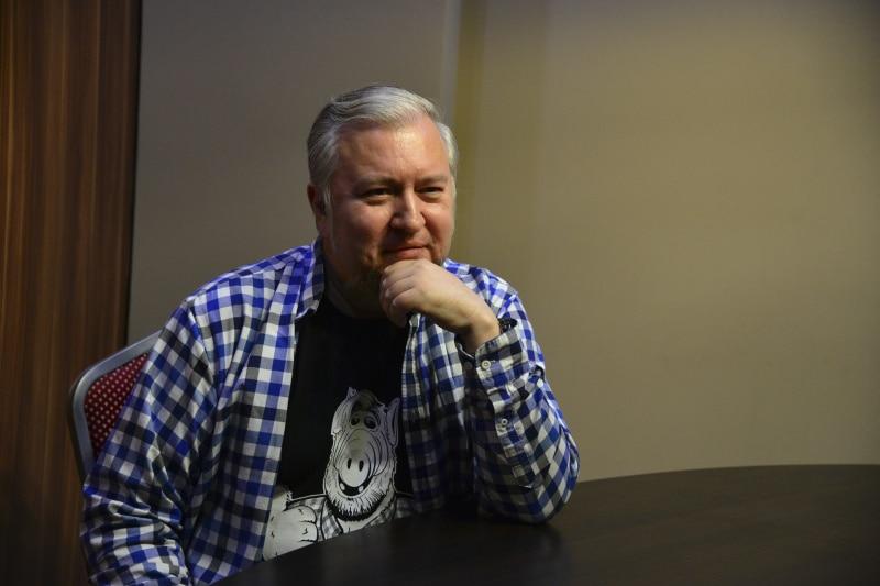 Популяризатор доказательной медицины, терапевт и токсиколог Алексей Водовозов