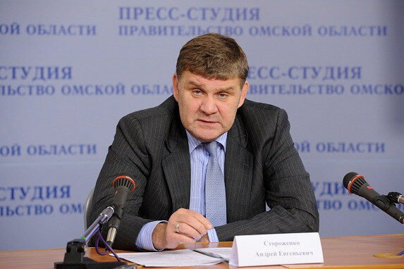 В Омске сняли с должности министра здравоохранения
