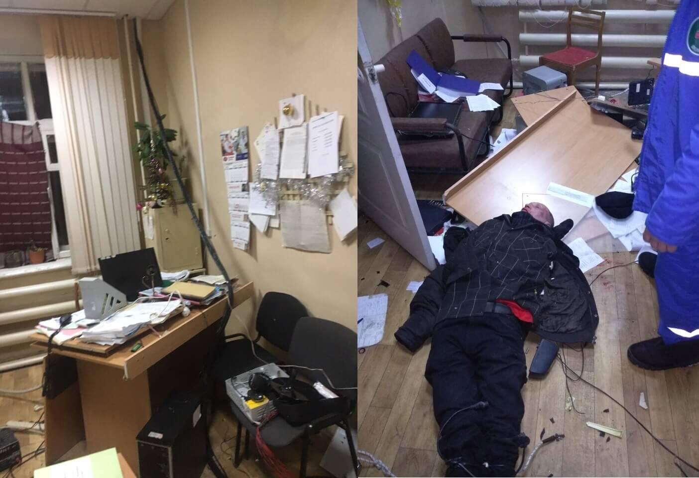Пьяный владимирец разгромил отделение «скорой» на 200 тысяч рублей