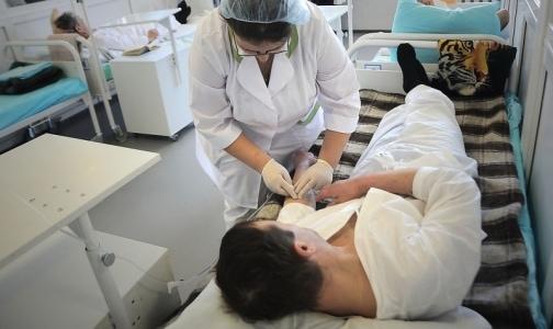 В петербургских наркологических стационарах медработников стало больше, чем пациентов