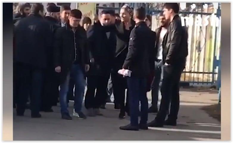 «Она, как женщина, хотела защитить себя и свою честь»: в Минздраве Ингушетии прокомментировали инцидент с «разборками» министра
