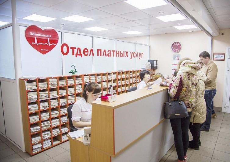 Россияне стали тратить больше денег на медицинские услуги