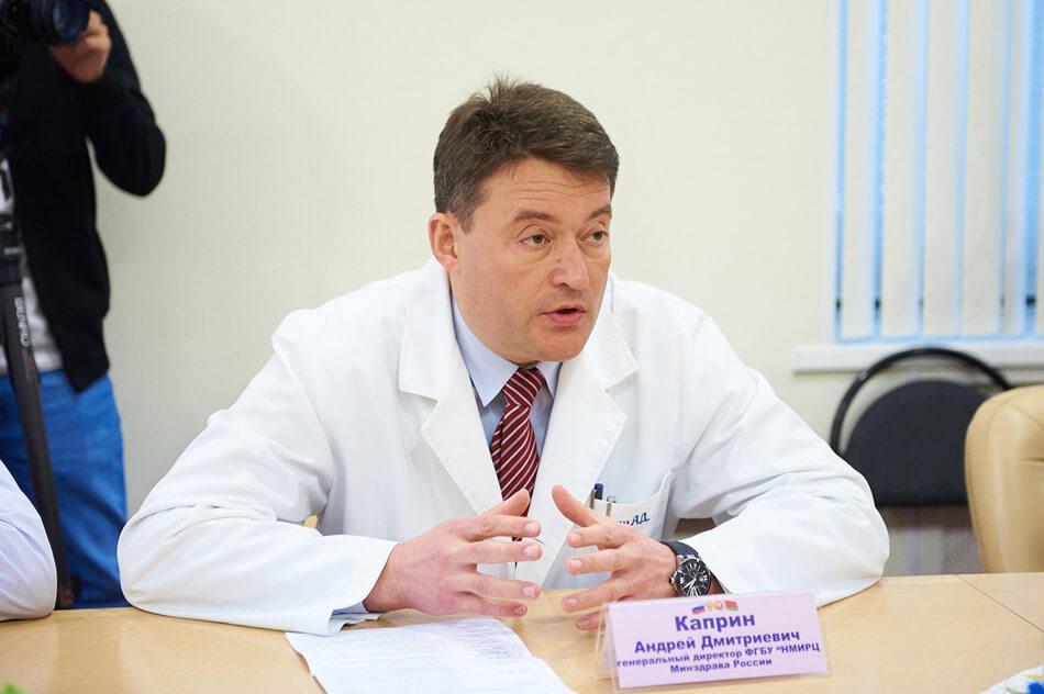 Главный онколог Минздрава: Число онкопациентов вырастет в геометрической прогрессии