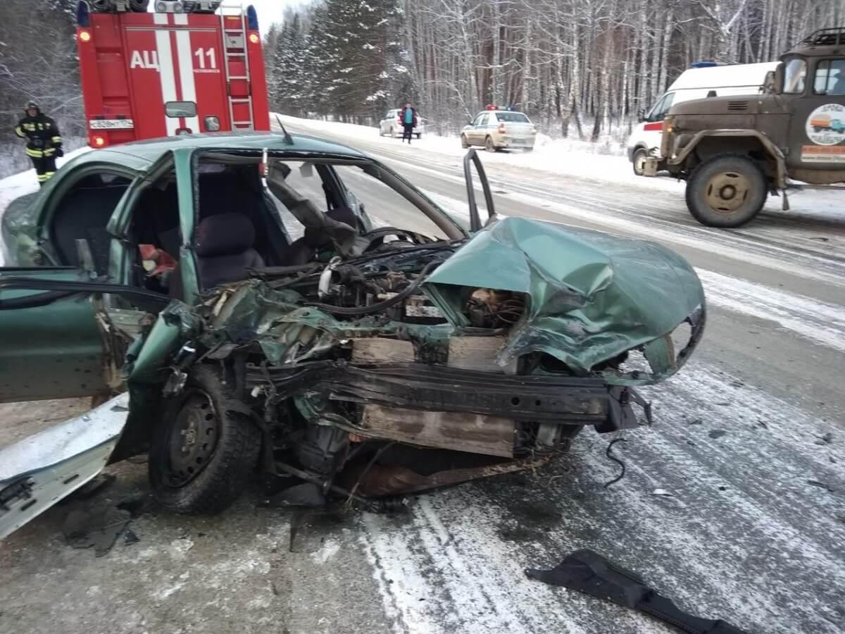 В Челябинске две бригады «скорой» пострадали при оказании помощи в ДТП