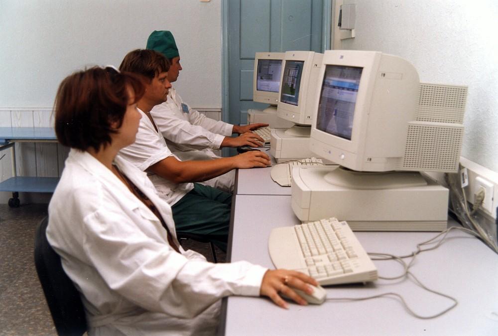 СМИ: Информатизация новосибирской медицины тормозит работу врачей