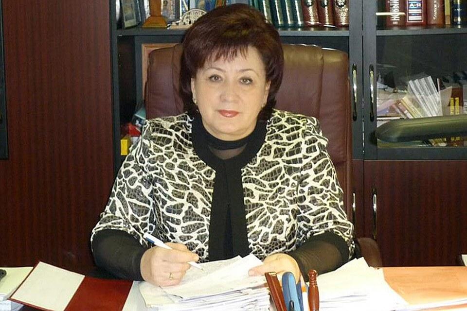 В Курской области глава комитета здравоохранения обладминистрации Ольга Новикова