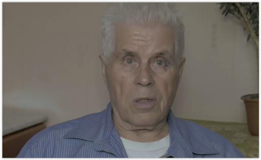 Пострадавший врач Анатолий Кораблёв