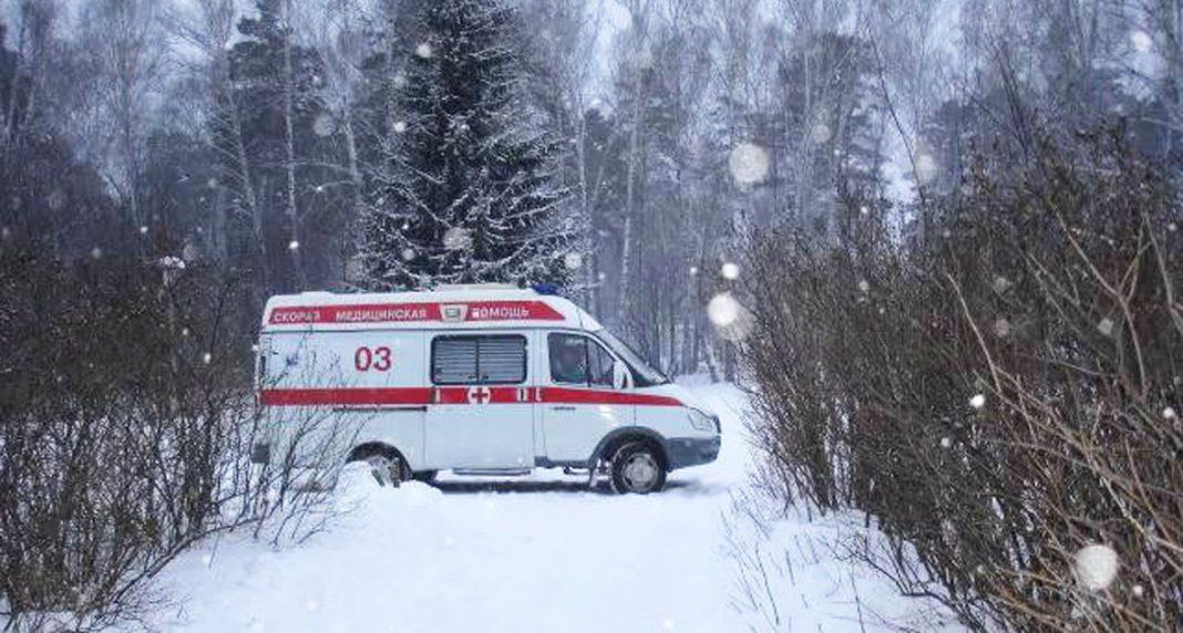 Алтайская «скорая» не успевает за 20 минут доезжать до пациентов из-за плохих дорог