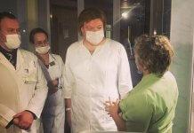 Пермский министр здравоохранения лично проверила больницу, где «нашли» клопов