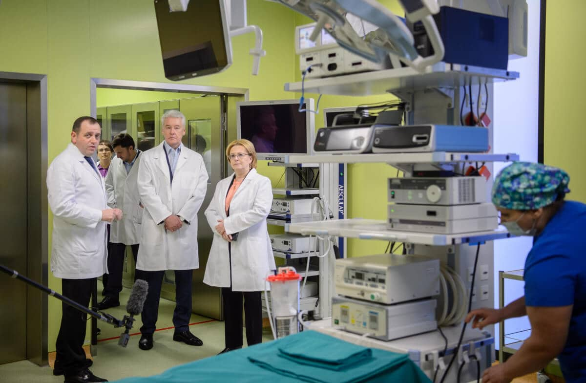 Москва первая в РФ переходит на новые клинрекомендации по химиотерапии