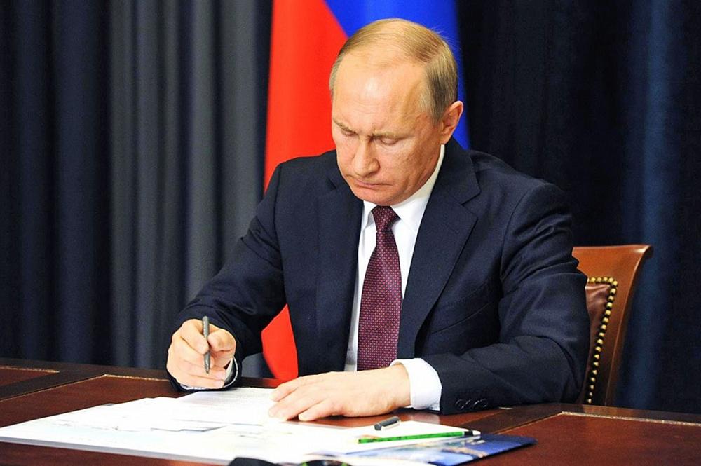 Путин потребовал перевести все детские поликлиники на новые стандарты к 2021 году