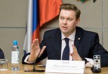 заместитель губернатора по социальной политике Иван Деев