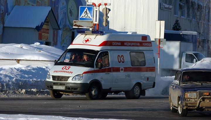 В Великом Новгороде пациент избил бригаду «скорой»