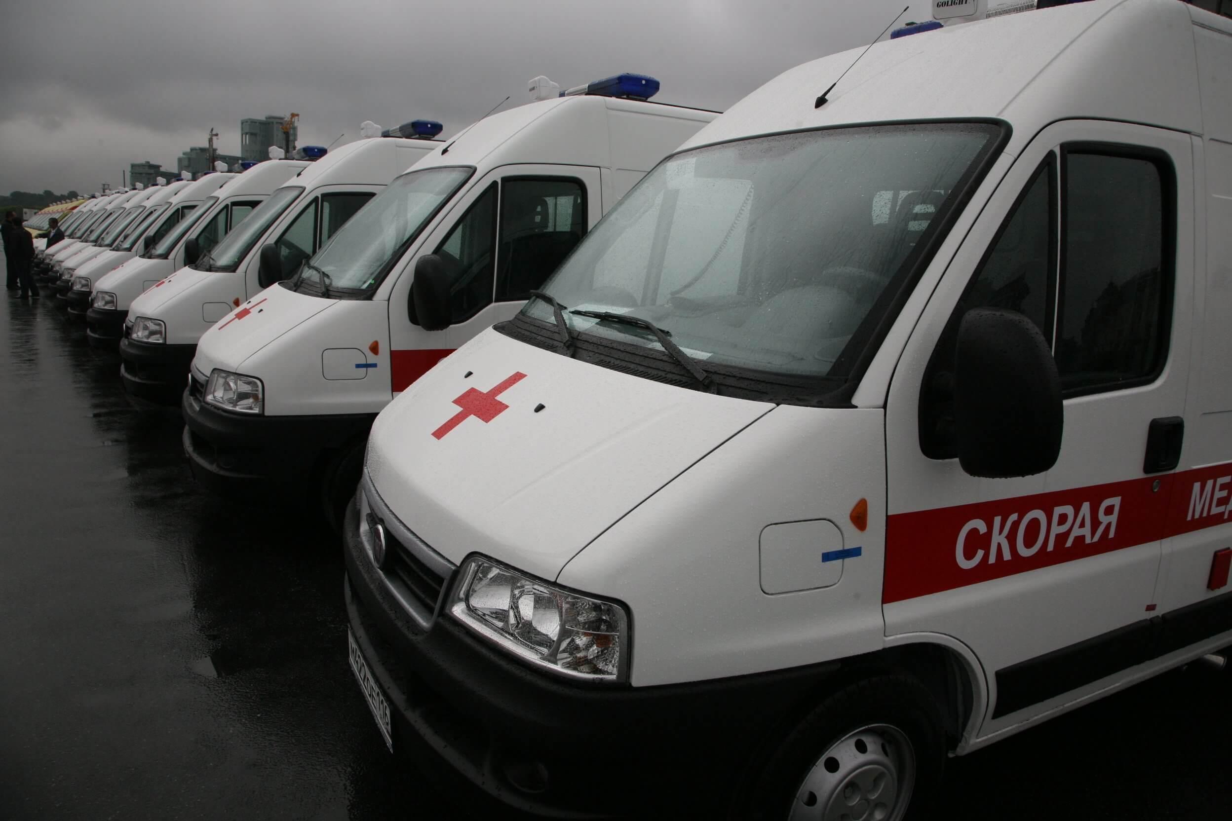 «Телемедицина и безопасность»: петербургские «скорые» хотят оборудовать камерами
