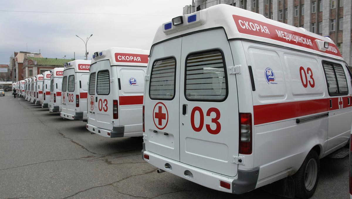 В Забайкалье машины «скорой» износились на 70%