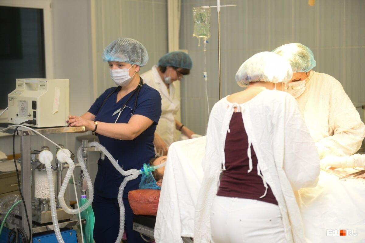 «Женщина-анестезиолог или реаниматолог — это плюс для пациента в человеколюбии и в нежных руках»
