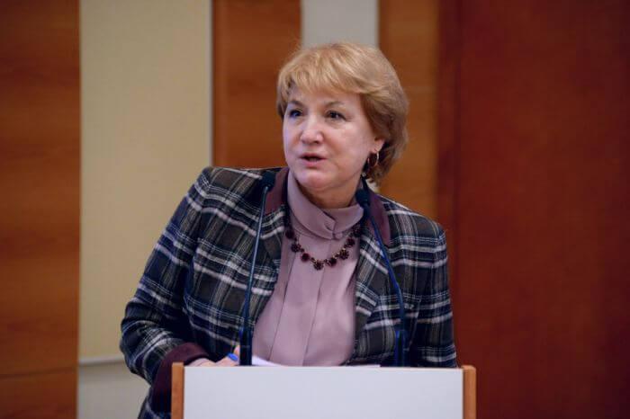 Директор Института экономики здравоохранения НИУ ВШЭ Лариса Попович