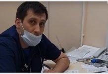 Сибирячка устроила скандал, снимая на камеру работавшего на износ врача