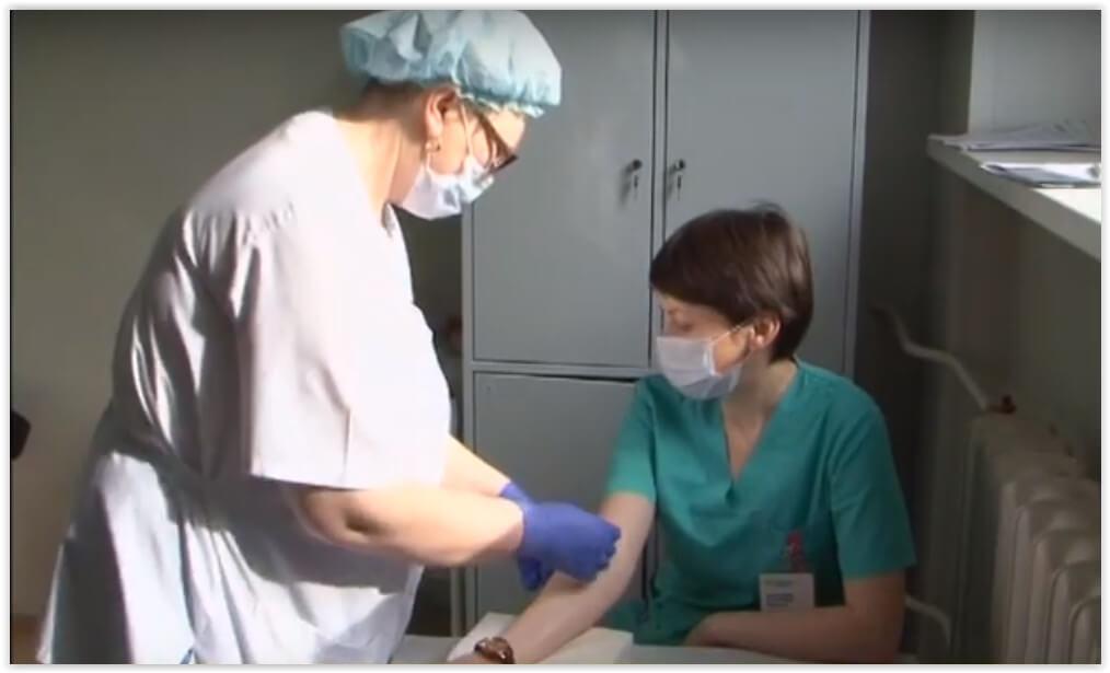 Новосибирские врачи записались в нацрегистр доноров костного мозга