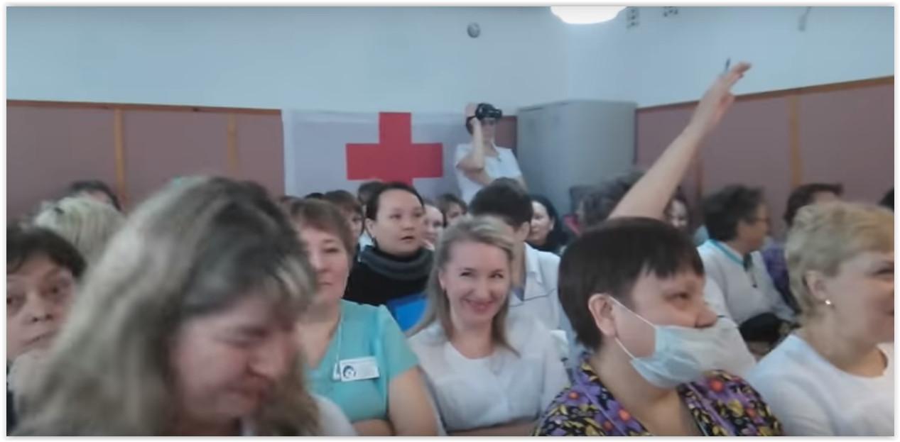Профсоюз рассказал о реальных зарплатах врачей салаватского роддома