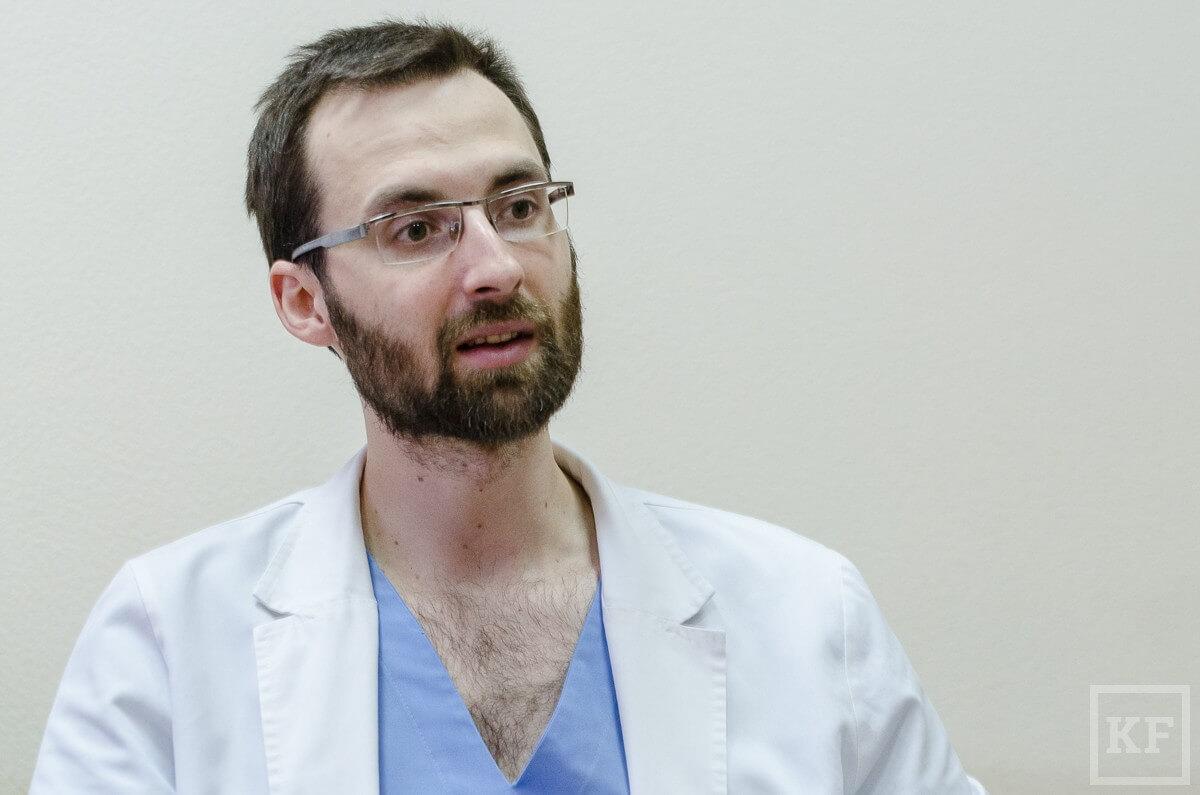 «Я бы не сказал, что уровень медпомощи в России разительно отличается от заграничного»