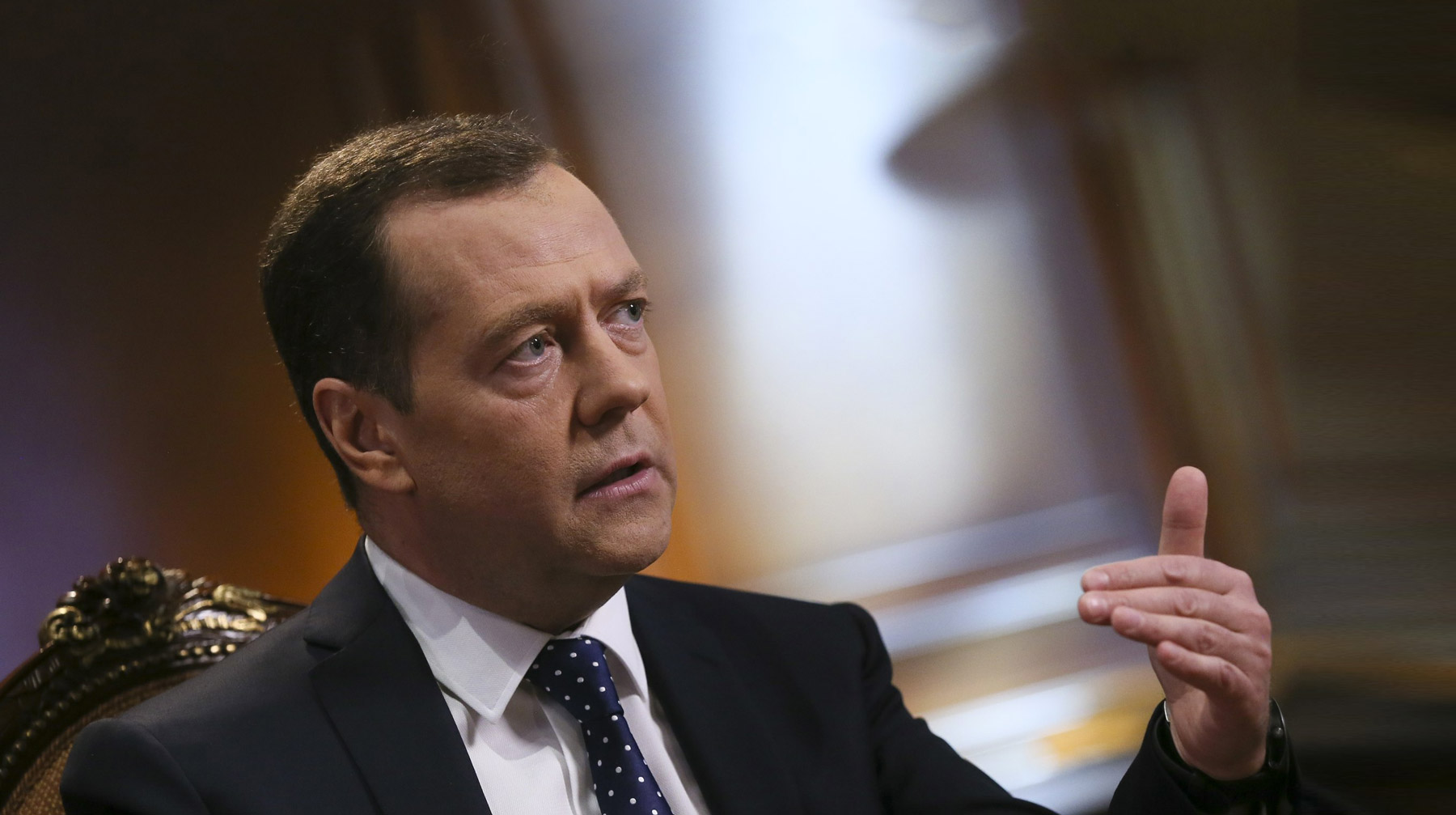 Медведев: «Не пациент должен идти к врачу, а врач к пациенту»