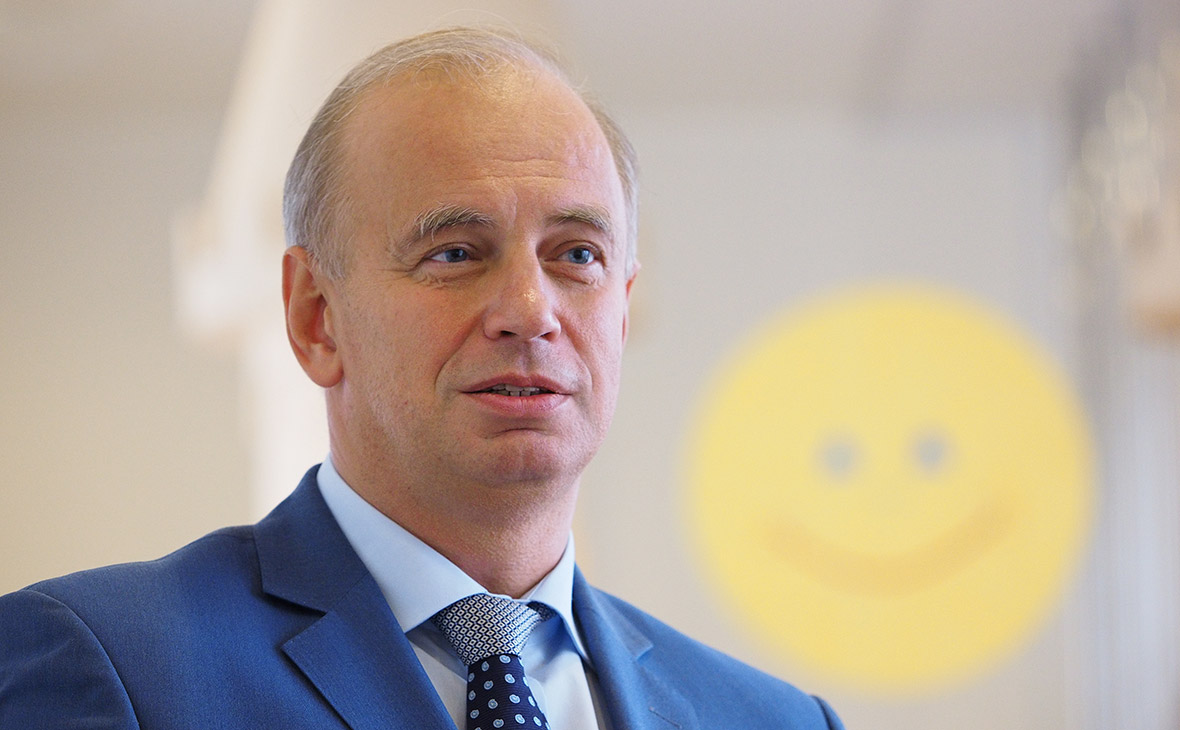 Главный специалист Минздрава РФ по лечению и диагностике ВИЧ Евгений Воронин