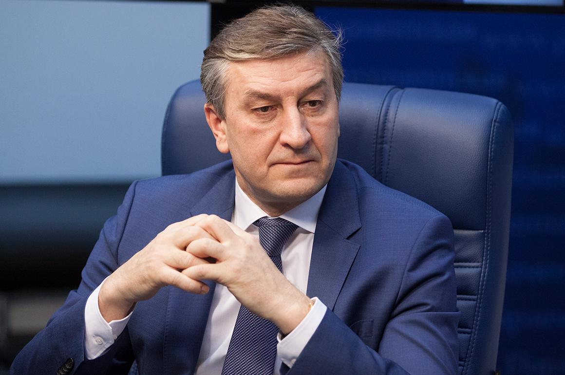 Доктор медицинских наук, член комитета Госдумы по бюджету и налогам Айрат Фаррахов