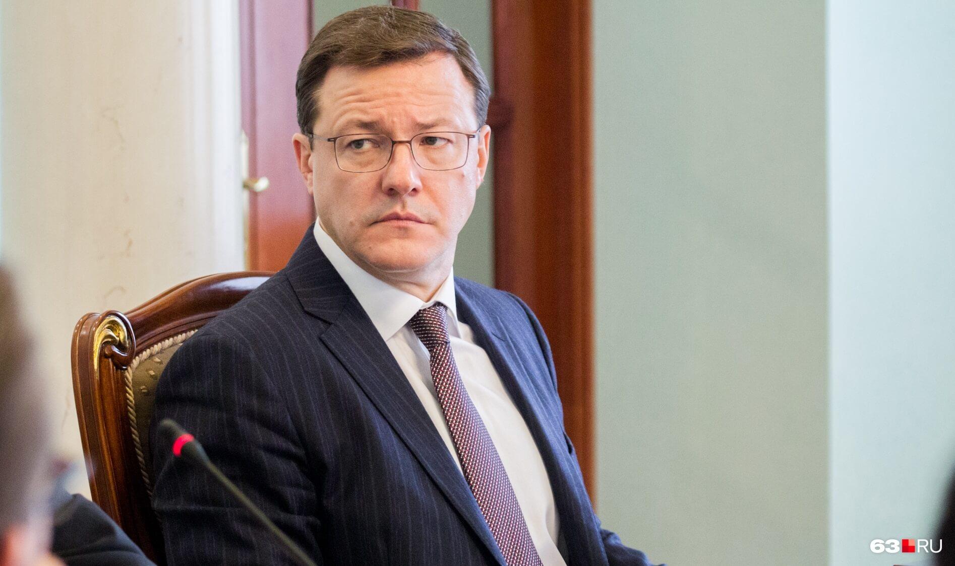 Самарский губернатор пригрозил увольнениями главврачам-саботажникам