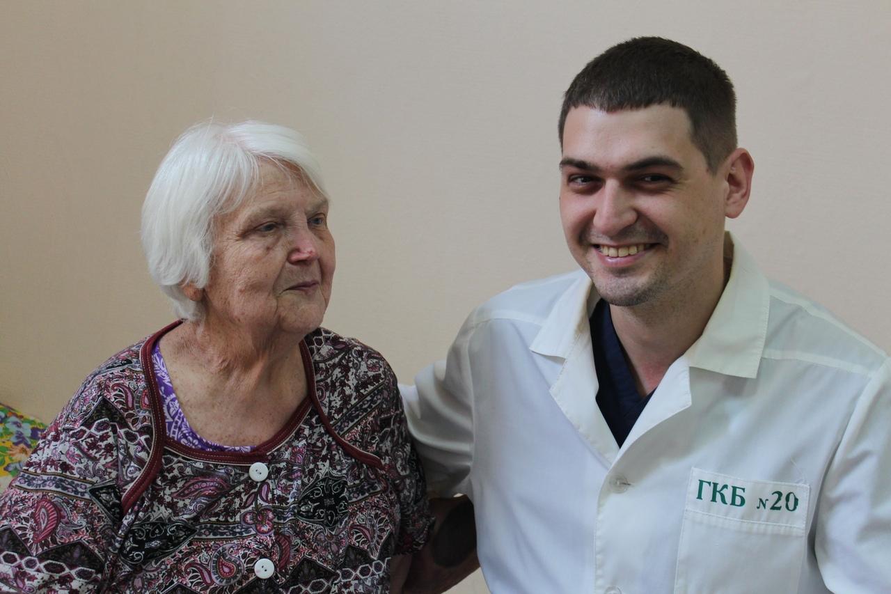 Красноярские хирурги удалили опухоль весом 10 килограммов
