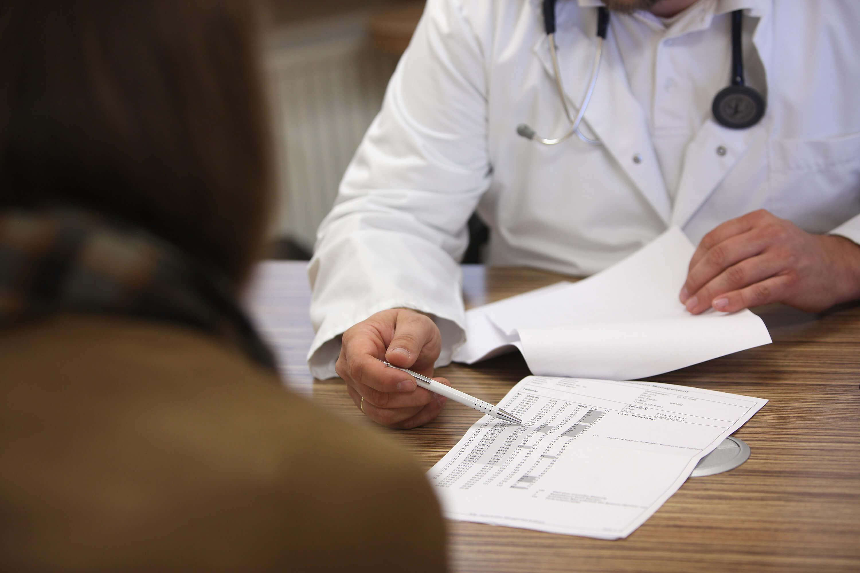 Росстат: Треть россиян не посещает врачей при болезнях