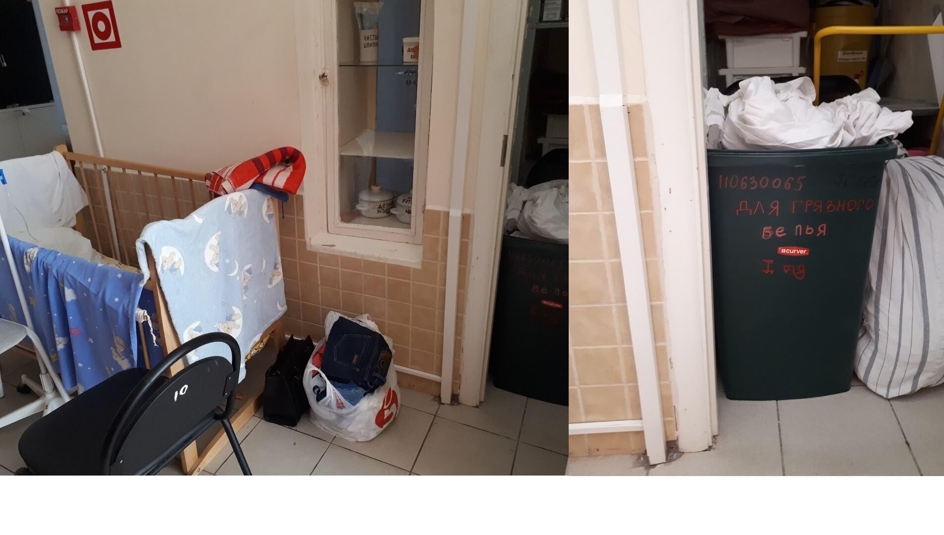 В Самаре пообещали построить новый корпус инфекционки из-за размещения детей в коридоре