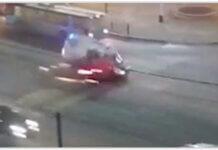 В Подольске иномарка протаранила «скорую»: пострадали пять человек