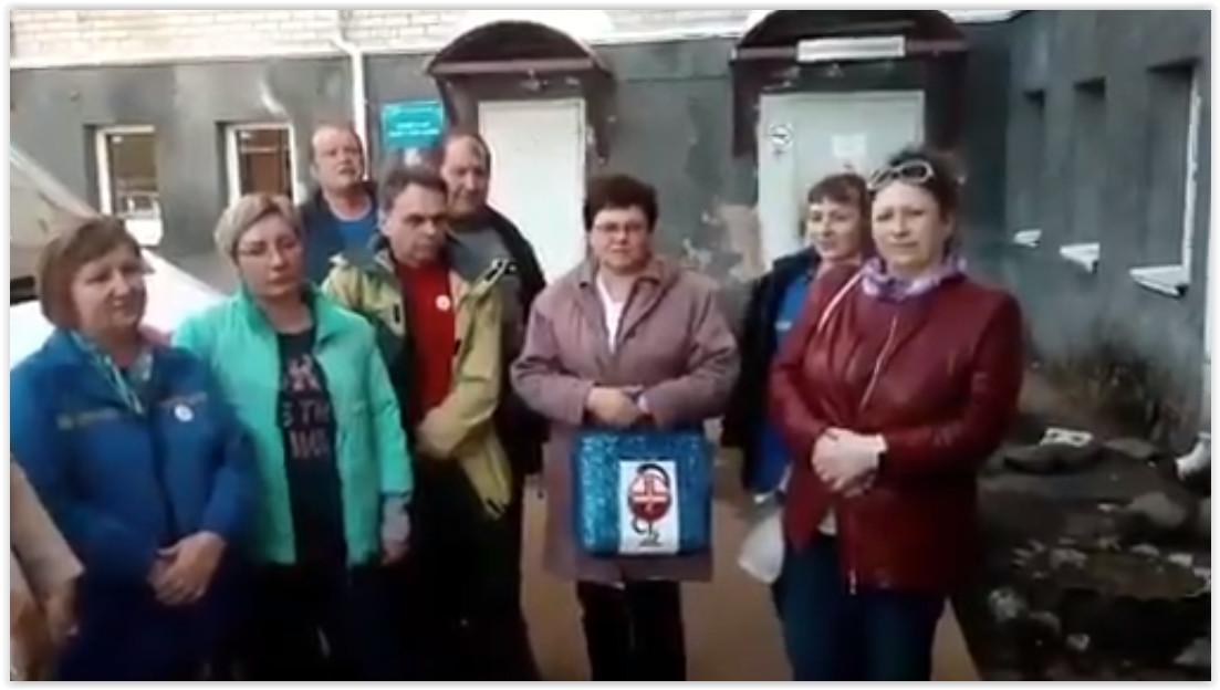 «Нам говорят: вы никто и звать вас никак»: В Новгородской СМП объявлена забастовка – СМИ