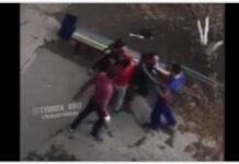 """Тюменцы толпой набросились на медика """"скорой"""""""
