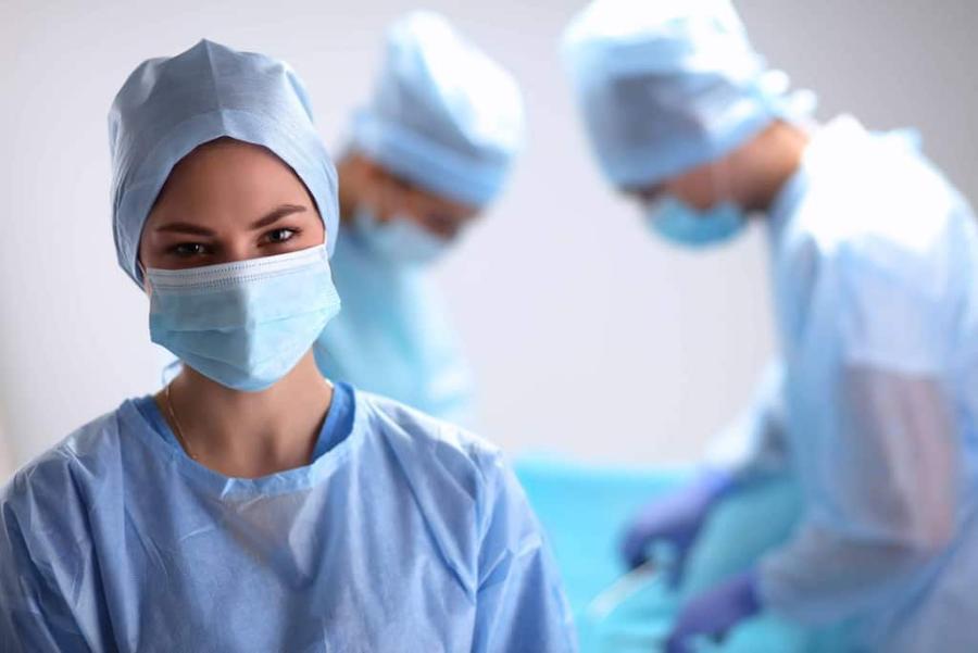 медсестер