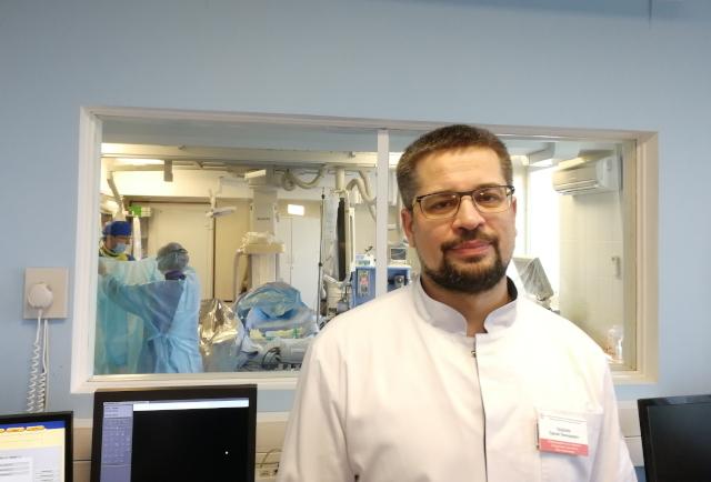 """""""Бомба в голове"""": Челябинские нейрохирурги вылечили сложную аневризму сосудов мозга"""