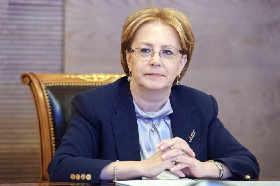Скворцова заявила об отсутствии жалоб на зарплаты в здравоохранении