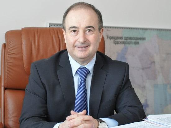 Министром здравоохранения Красноярского края назначен Борис Немик