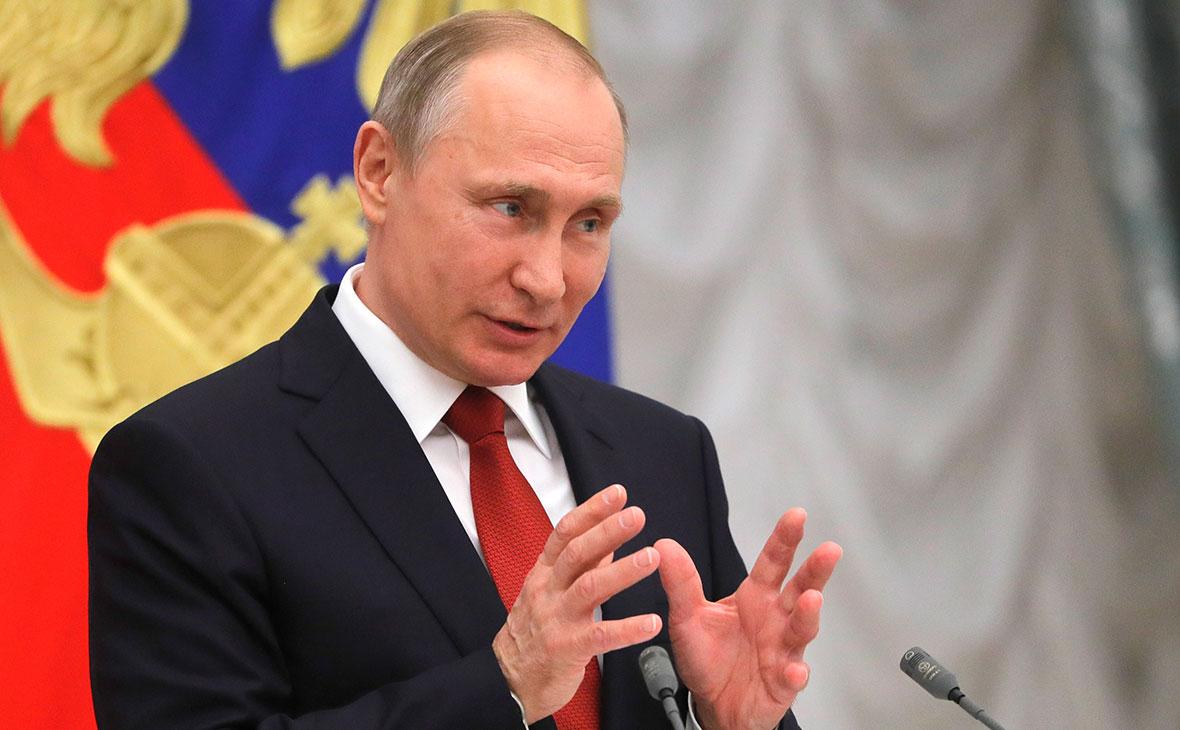 Путин: Десятикратная разница в зарплате «первых лиц» здравоохранения и врачей недопустима