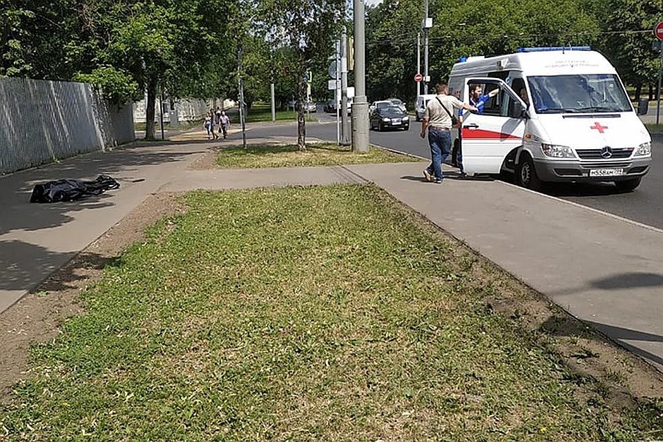 В Москве у стен больницы умер мужчина: уволили охранника медучреждения